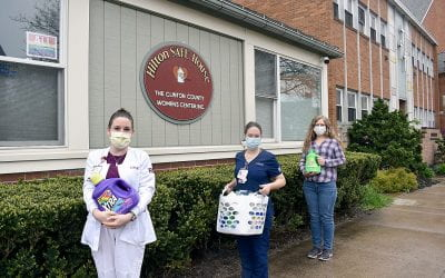 Lock Haven UPMC ER donates to Roads of Peace